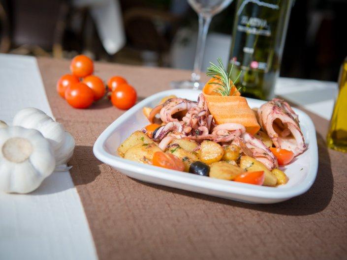 Domaća jela sa otoka Krka