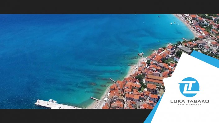 Baška & Sv. Ivan, island Krk - View from the top