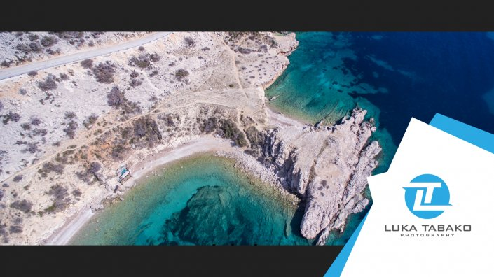 Stara Baska island Krk - Beautiful beaches